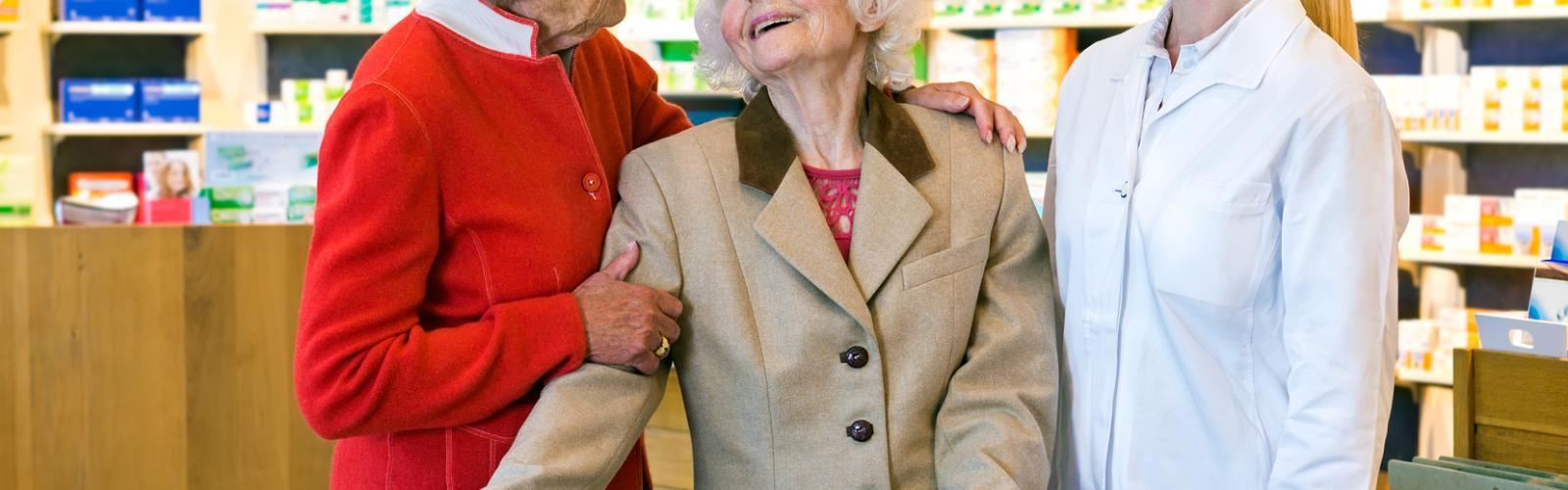 Déplacement extérieur Personnes âgées