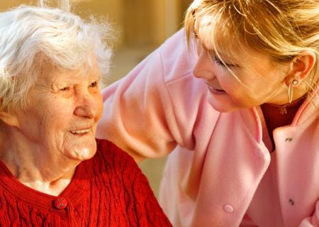 Aide ménagère pour personnes handicapées