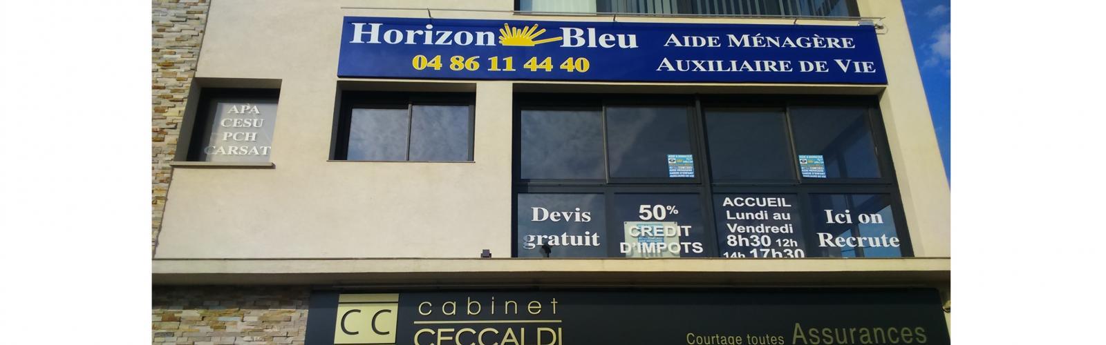 Horizon Bleu - La Ciotat