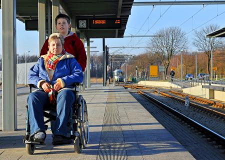 Assistance pour personnes handicapées